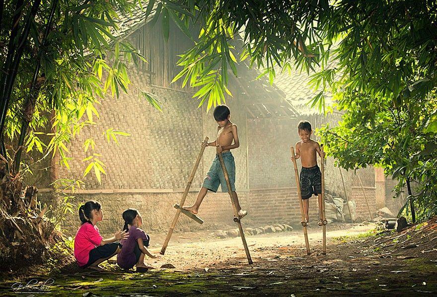 3 Permainan Tradisional Anak-anak Yang Sulit Dijumpai