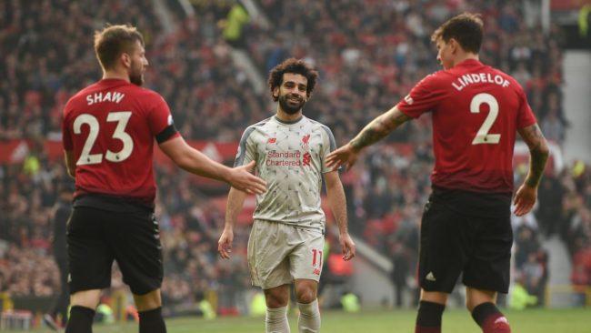 Mohamed Salah harus gagal mempertahankan rekor dalam kontra Manchester United