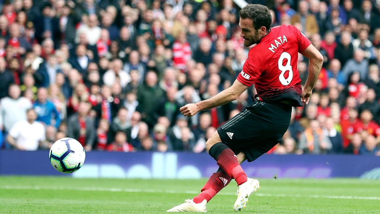Ole Gunnar Solskjaer Dangat Ingin Mempertahankan Juan Mata Untuk Tetap Berada Di Manchester United