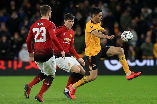 Manchester United kalah Dari Wolverhampton